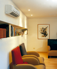 thitho airco woonkamer